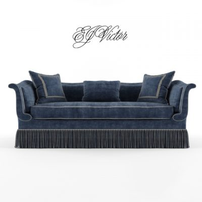 EJ Victor 2204-82 Julia Gray Belle Epoch Sofa 3D Model