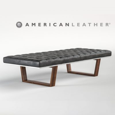 Edison Bench 3D Model