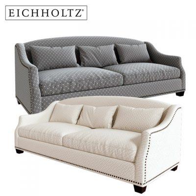 Eichholtz Langford Sofa 3D Model