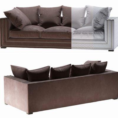Eichholtz Mallorca Sofa 3D Model