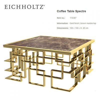 Eichholtz Spectre Coffee Table 3D Model