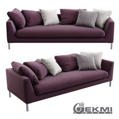 Ekmi Enrike Sofa 3D Model