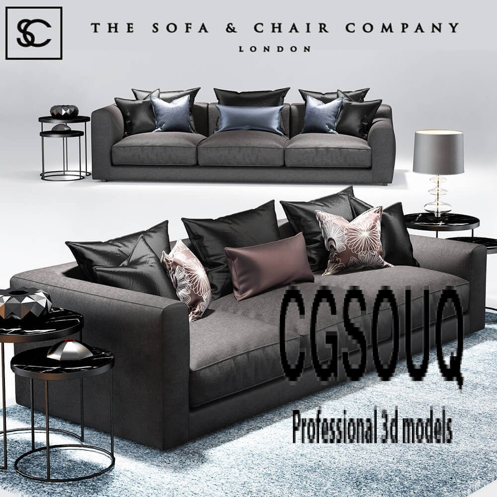 Elis Sofa The sofa and chair Company 3D model