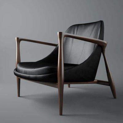 Elisabeth Chair 3D Model