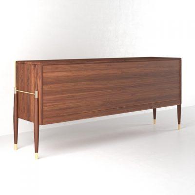 Essential Home Dandy Sideboard 3D Model
