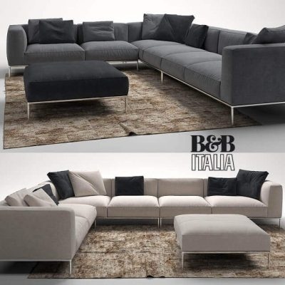 FRANK SOFA by B&B Italia 1