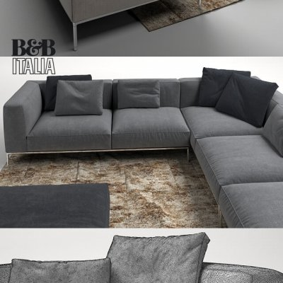 FRANK SOFA by B&B Italia 3