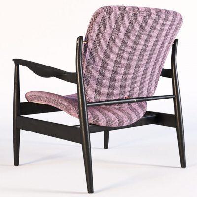 Finn Juhl France Chair 3D Model