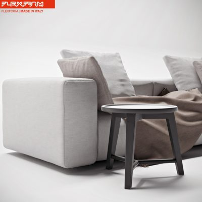 Flexform Lario Sofa 3D Model