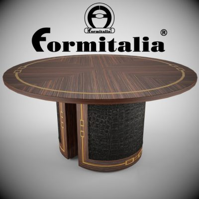Formitalia Bel-Air Table 3D Model