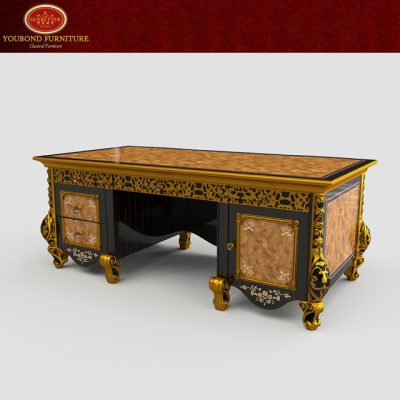 Foshan Youbond Furniture Desk Table 3D Model 2