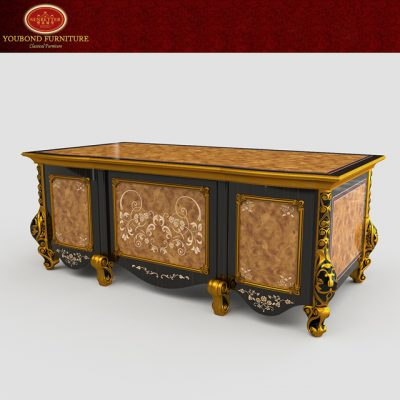Foshan Youbond Furniture Desk Table 3D Model