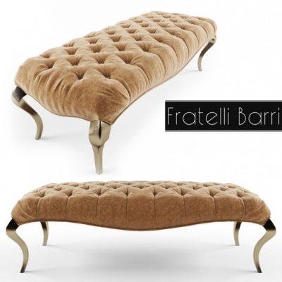 Fratelli Barri Soft Seating 3D Model