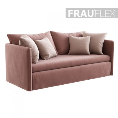 Frauflex Beach Sofa 3D Model
