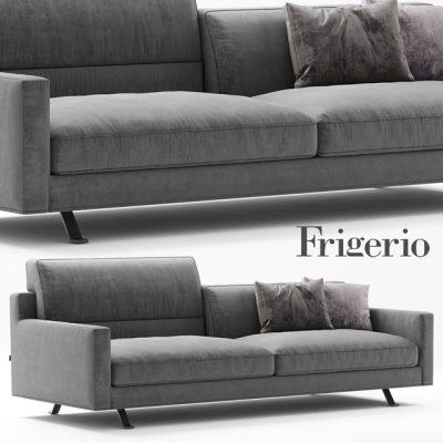 Frigerio James Sofa Set-03 3D Model