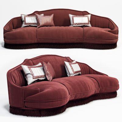 Galimberti Nino Anemone Sofa 3D Model