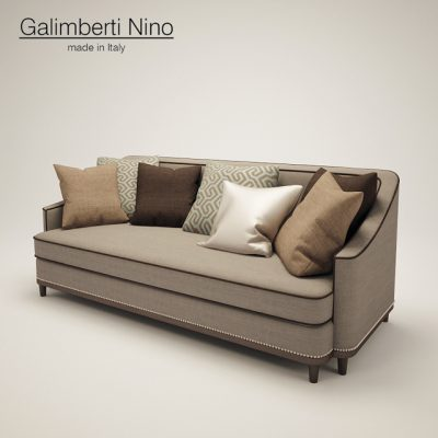 Galimberti Nino Grace Sofa 3D Model