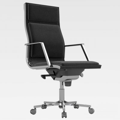 General Office Chair 3D Model