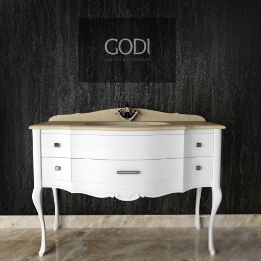 Godi Bollard Balogna Bathroom Furniture 3D Model