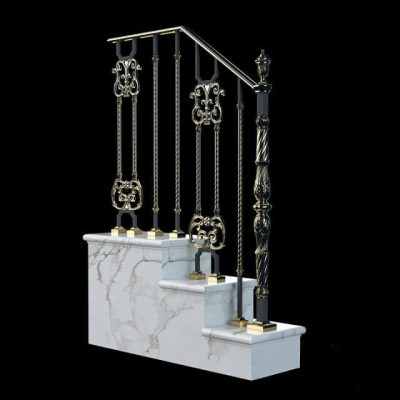 Grande Forge | Versailles Staircase 3D model