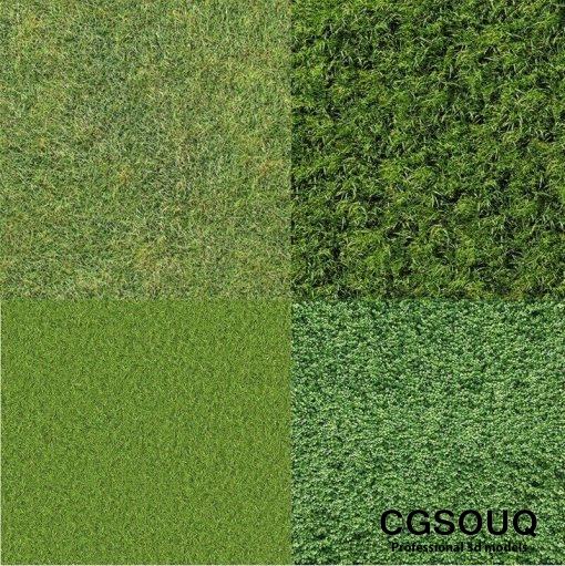 Green Grass Textures