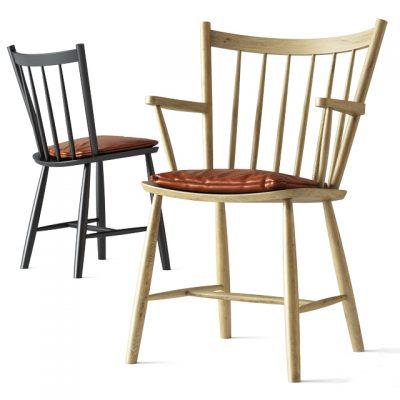 HAY – J41 & J42 Chair 3D Model