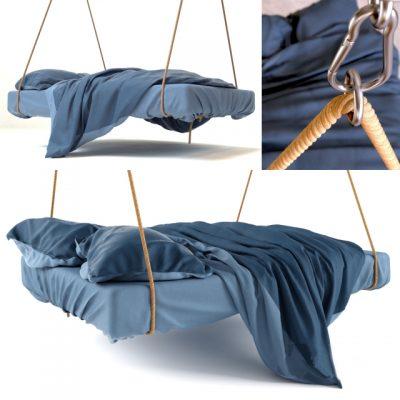 Hanging Bed 3D Model