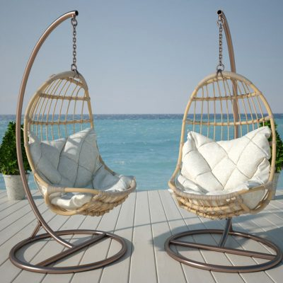 Hanging Chair-02 3D Model