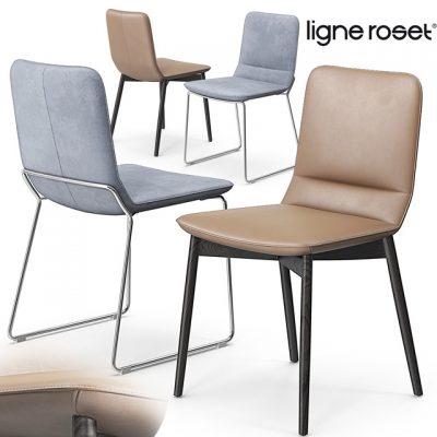 Ligne Roset Bend Chair 3D Model
