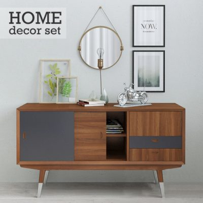 Home Decor Set 3D Model