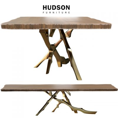 Hudson Grolier Table 3D Model