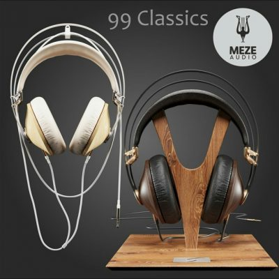 Meze 99 Classics Headphones 3d model 3