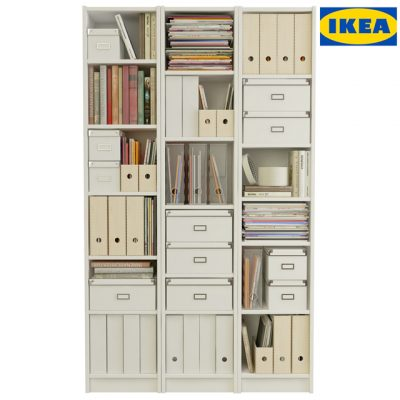 Ikea Billy Bookcase 3D Model