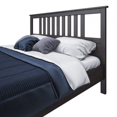 Ikea Hemnes Bed 3D Model