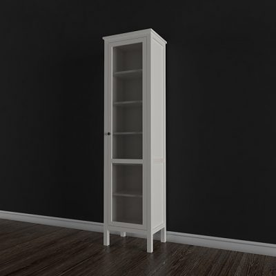 Ikea Hemnes Rack 3D Model