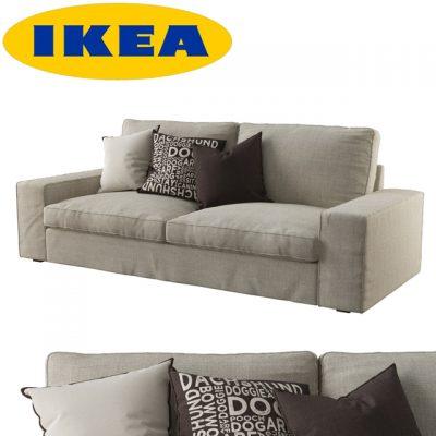 Ikea Kivik Sofa 3D Model