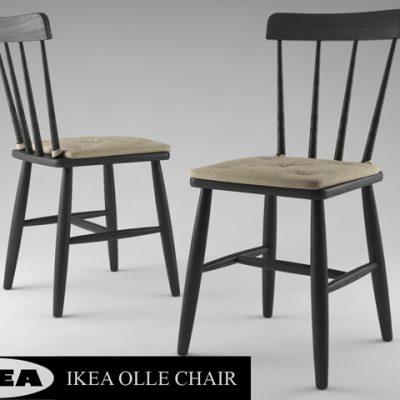 Ikea Olle Chair 3D Model