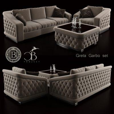 Bordignon Camillo Sofa 3D model