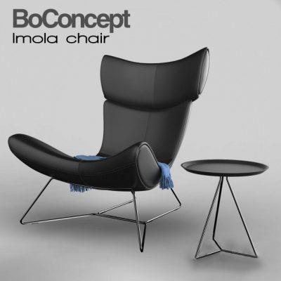 BoConcept Imola Chair 3D Model