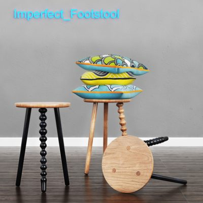 Imperfect Stool 3D Model