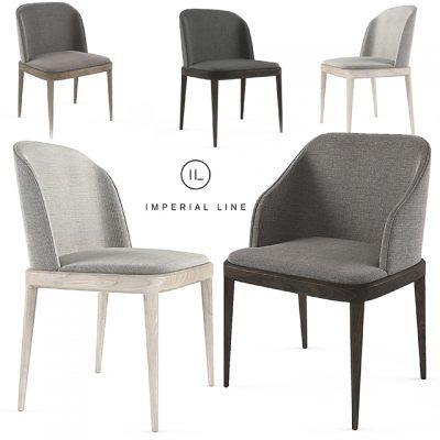 Imperial Line Damblè Chair 3D Model