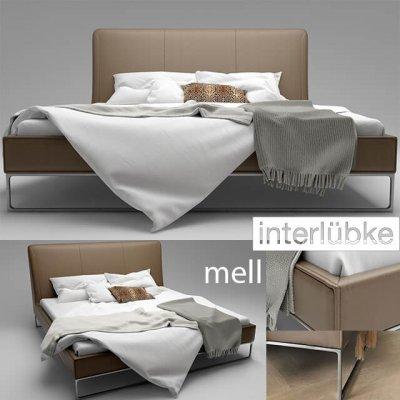 Interlubke mell bed 3D model