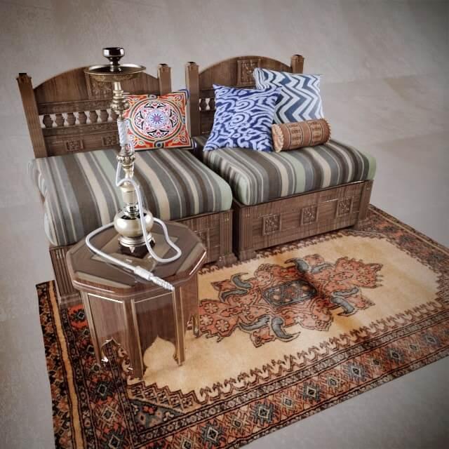 Arabic Sofa
