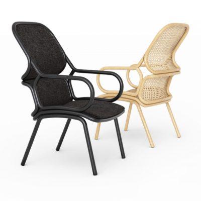 Jaime Hayon Frames Chair 3D Model