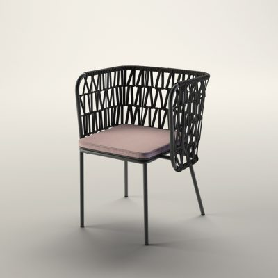 Jujube SP-INT Chair 3D Model