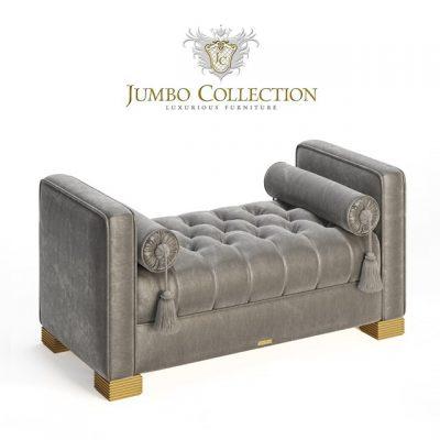 Jumbo BUR-07 - Soft Seating 3D Model