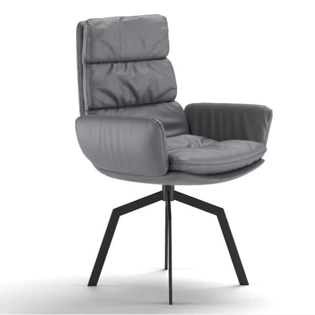 KFF Arva Chair 3D model