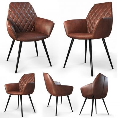 Kare Design – Harry Chair 3D Model