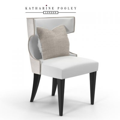Katharine Pooley Danube Chair 3D Model
