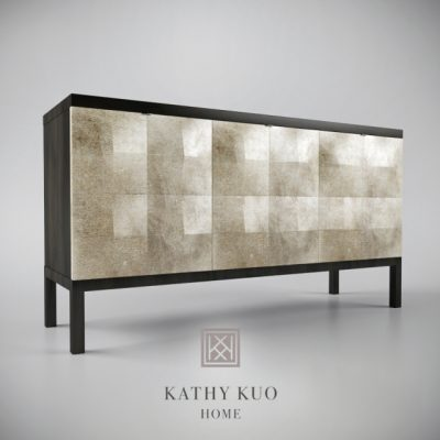Kathy Kuo Home Chest 3D Model
